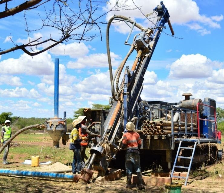 Drilling Campaign in Zimbabwe